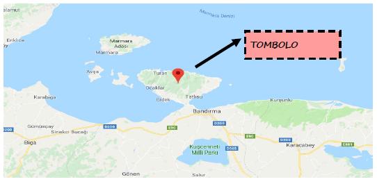 Tombolo Nedir-Kapıdağ Tombolosu