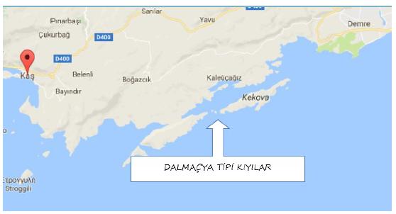Türkiye'de Görülen Kıyı Tipleri ve Özellikleri 3