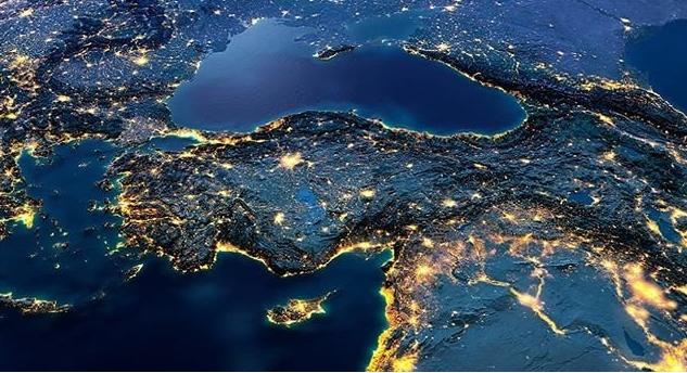 Türkiye'de Yerleşmenin Sık Olduğu Yerler / Özet 6