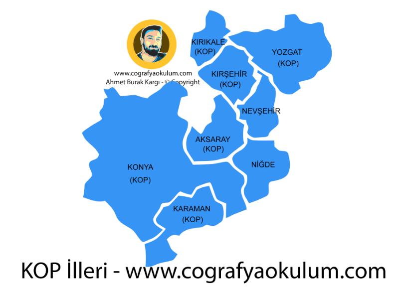 Türkiye'de Bölgesel Kalkınma Projeleri (Özet) 7
