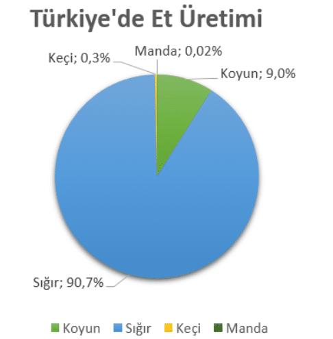 Türkiye'de Hayvancılık 4