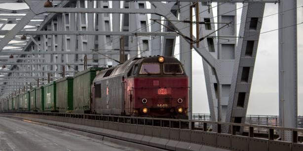 Türkiye'de Demiryolu Taşımacılığı (2020) 16