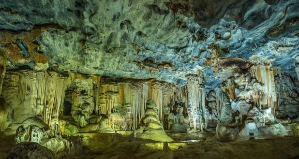 Türkiye'de Mağara Turizmi